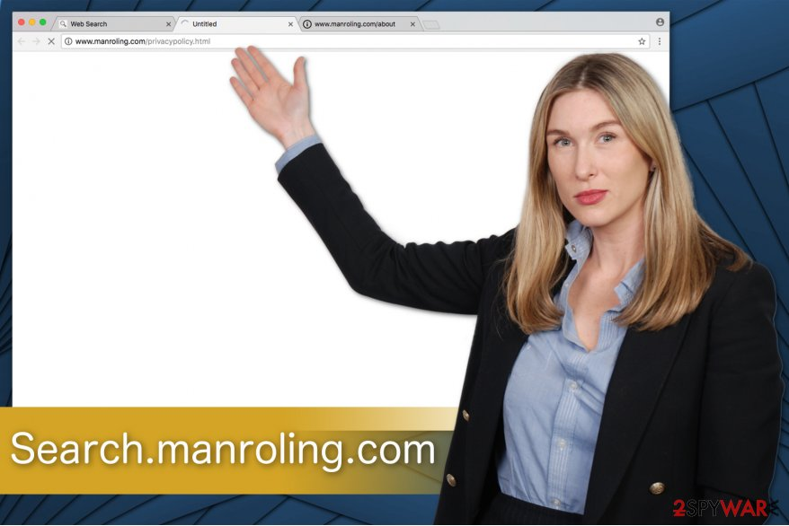 Search.manroling.com screenshot