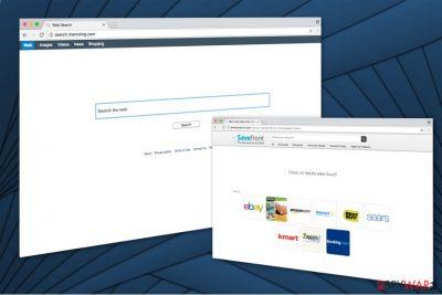 The image of Search.manroling.com virus