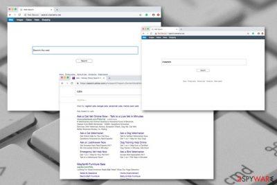 Search.memeinc.net browser hijacker