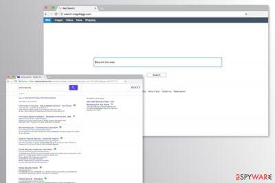 Search.mogobiggy.com search engine