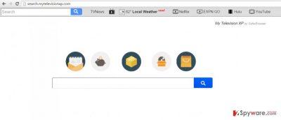 search.mytelevisionxp.com hijack