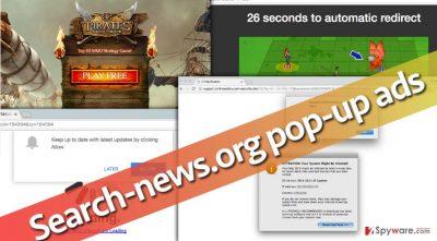 Search-news.org virus