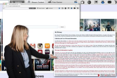 search.newtabtvsearch.com redirect virus