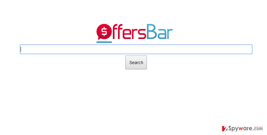 Search.offersbar.com snapshot