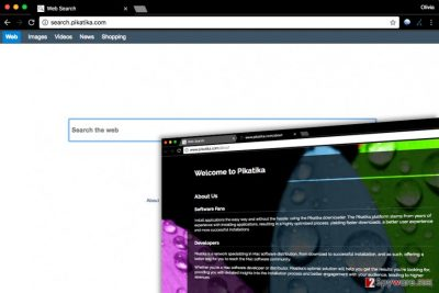 Search.pikatika.com spyware