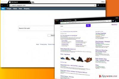 Search.pogypon.com virus