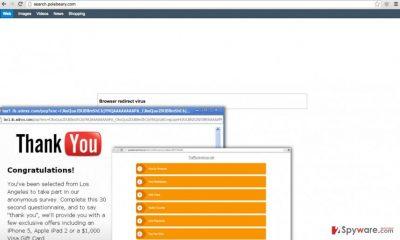 Search.polebeary.com hijack