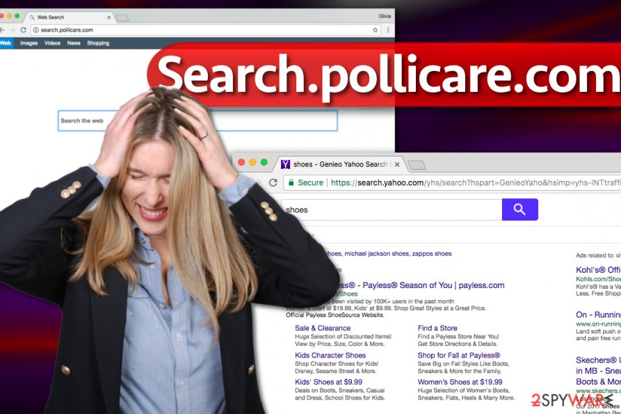 Search.pollicare.com hijack