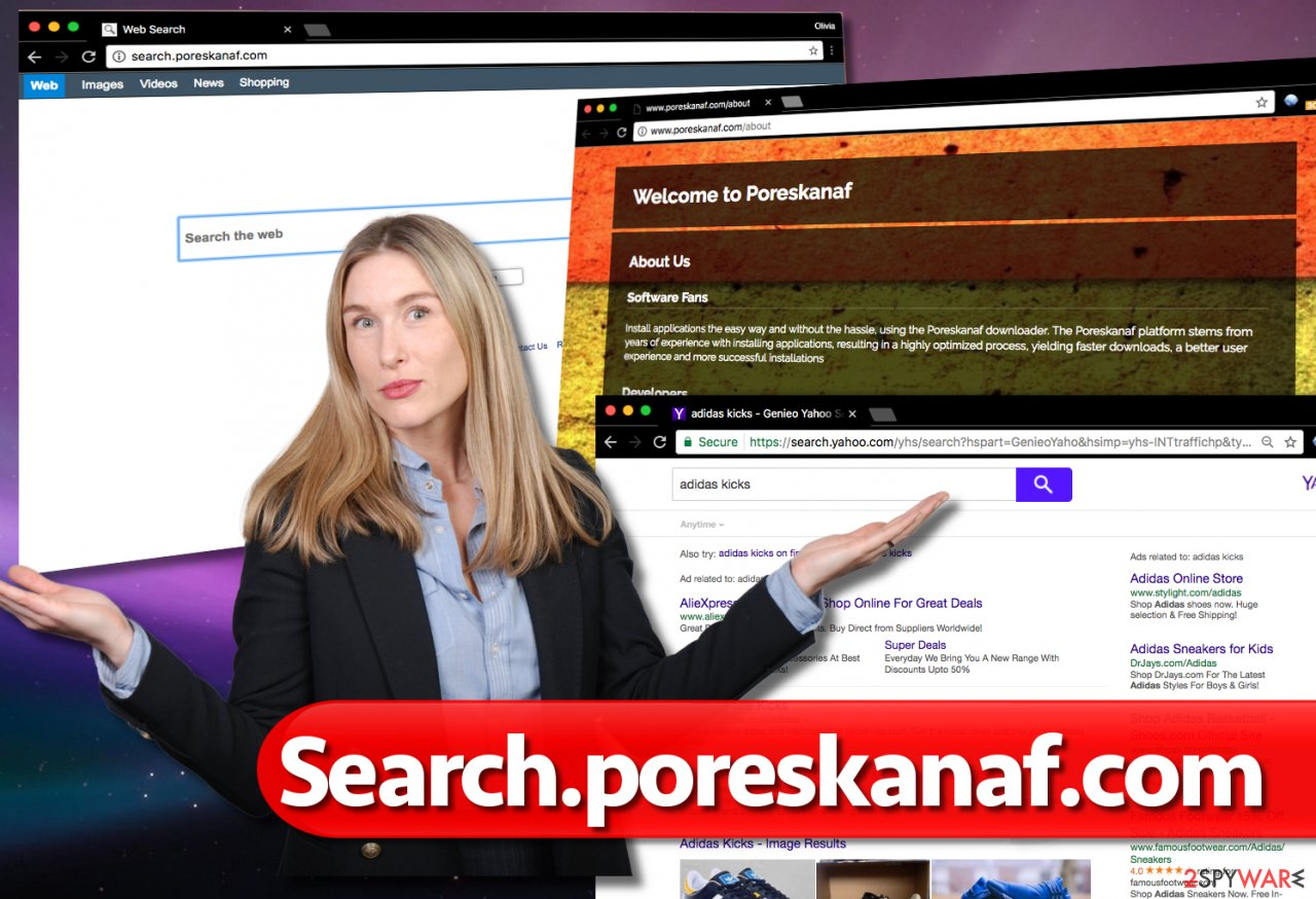 Search.poreskanaf.com virus