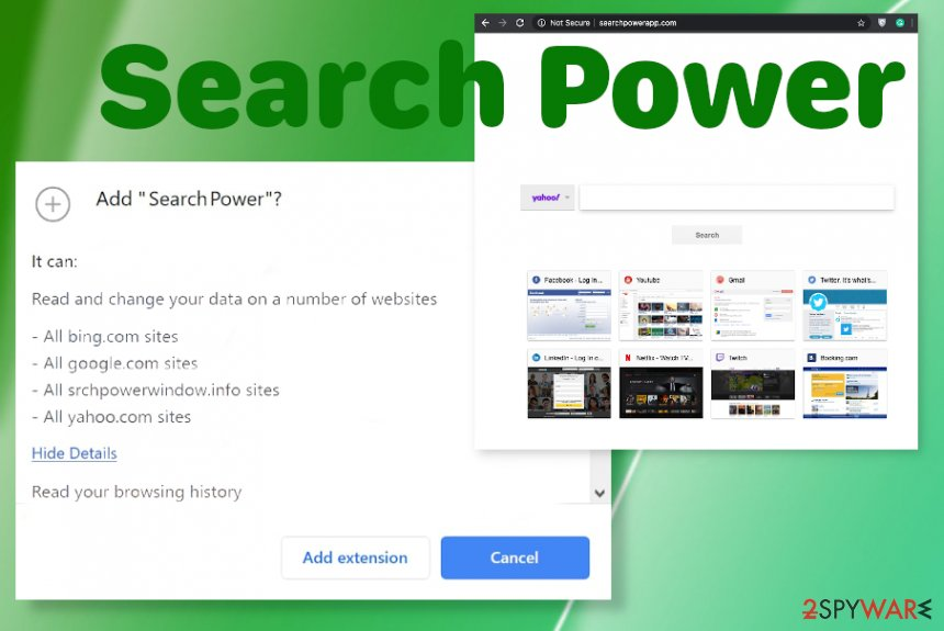 Search Power