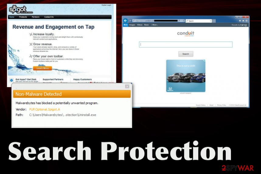 Search Protection