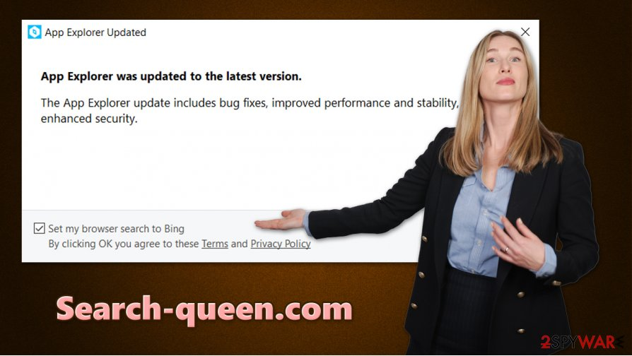 Search-queen.com virus