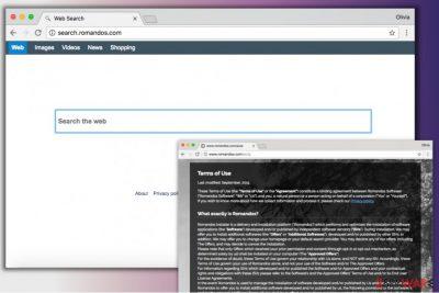 Search.romandos.com virus