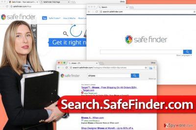 Search.SafeFinder.com virus