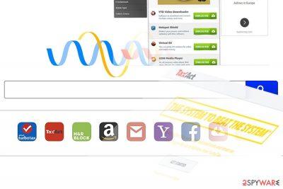 The screenshot of search.searchdescargar.com