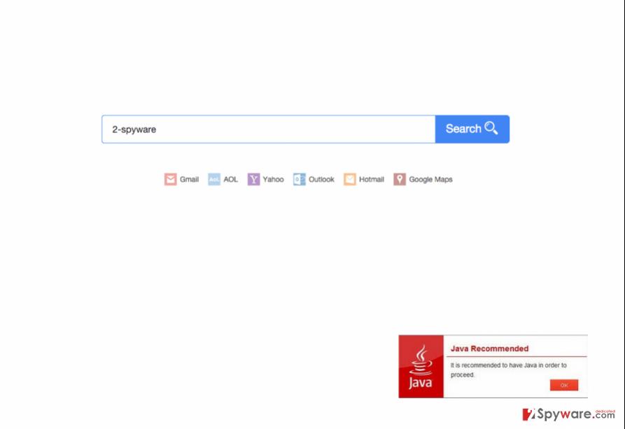 Search.searchema.com redirect virus