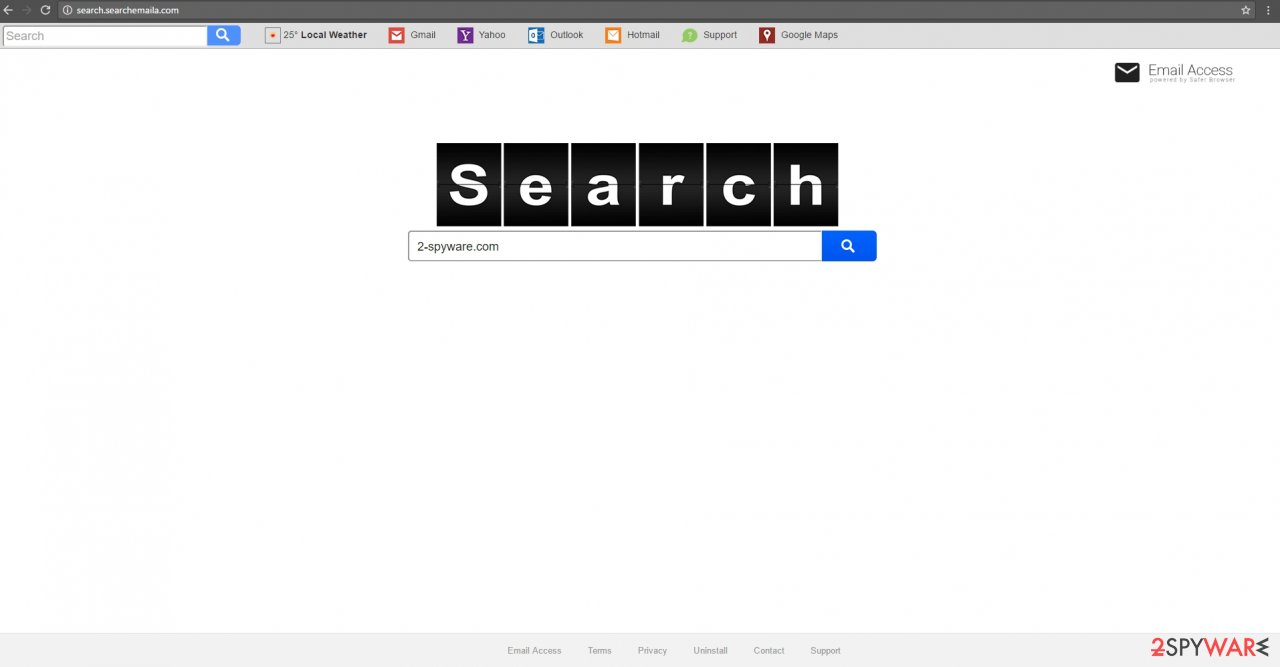 The image showing search.searchemaila.com