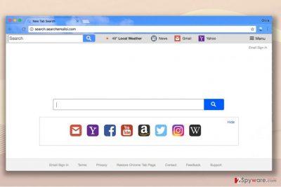 Search.searchemailsi.com virus