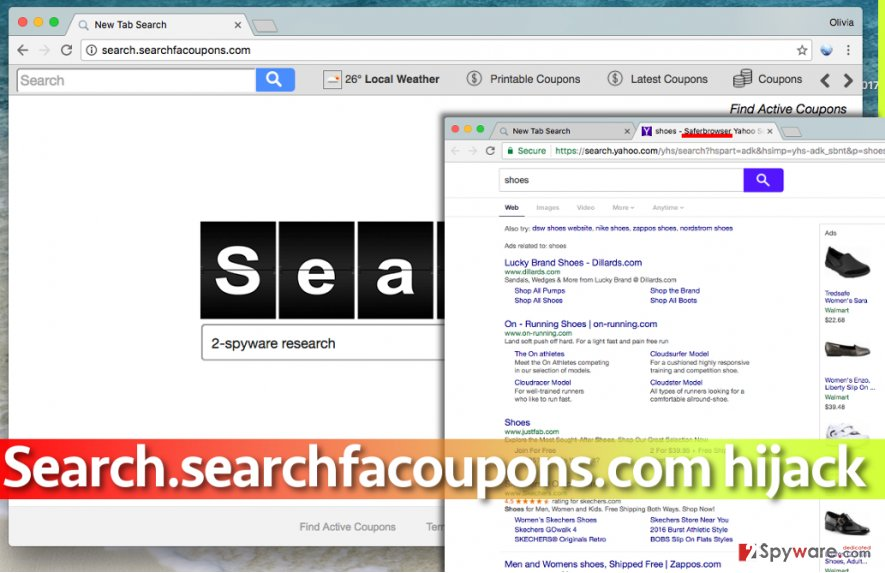 Search.searchfacoupons.com hijack