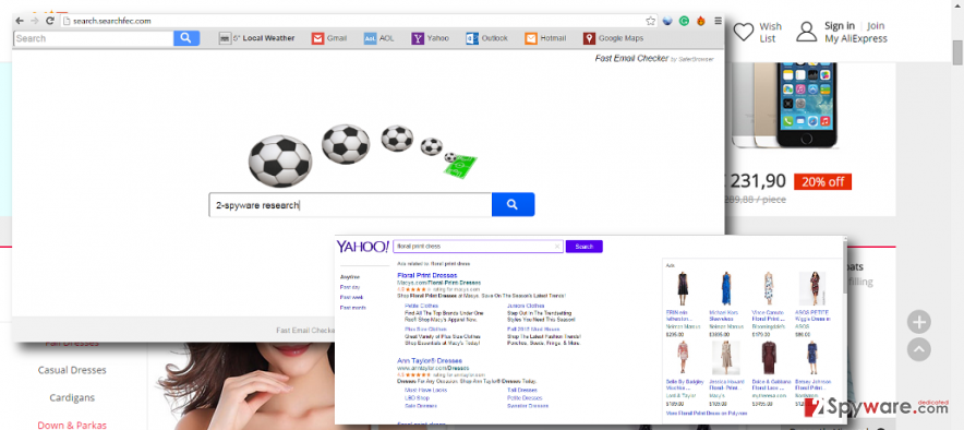 Search.searchfec.com virus