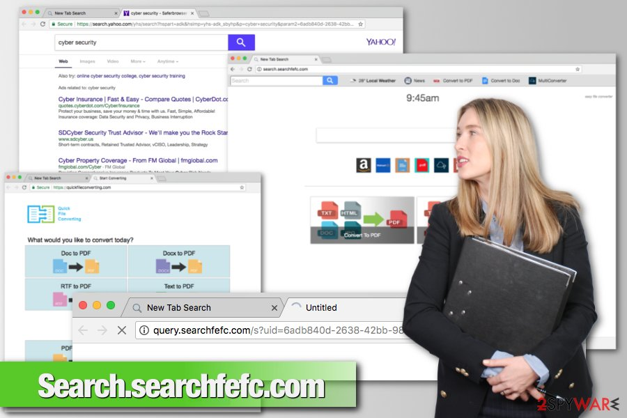 Search.searchfefc.com virus