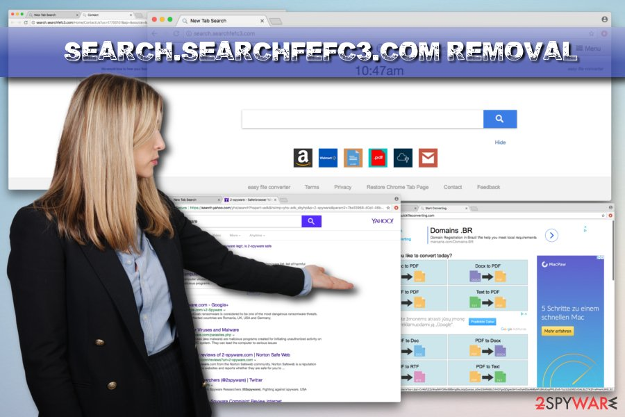 Search.searchfefc3.com PUP