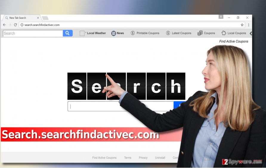 Search.searchfindactivec.com virus