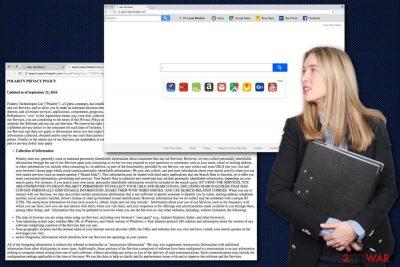 The picture of Search.searchfreedm.com virus