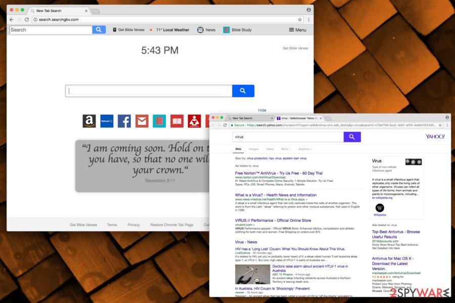 Search.searchgbv.com virus
