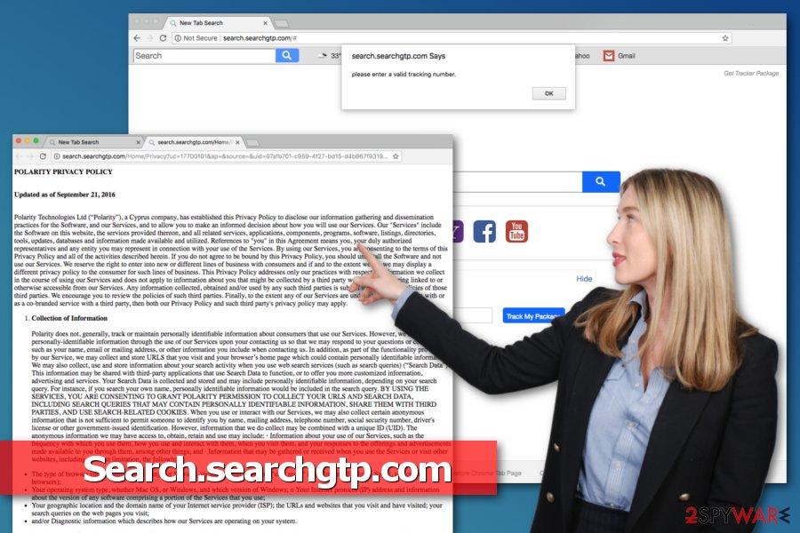 Picture of Search.searchgtp.com virus