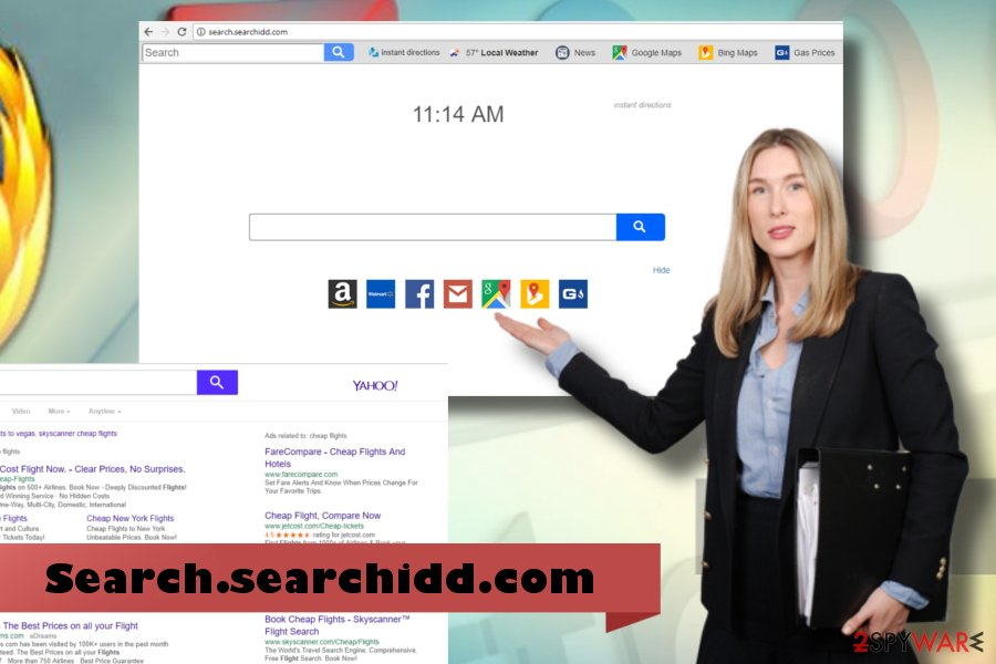 Search.searchidd.com browser hijacker