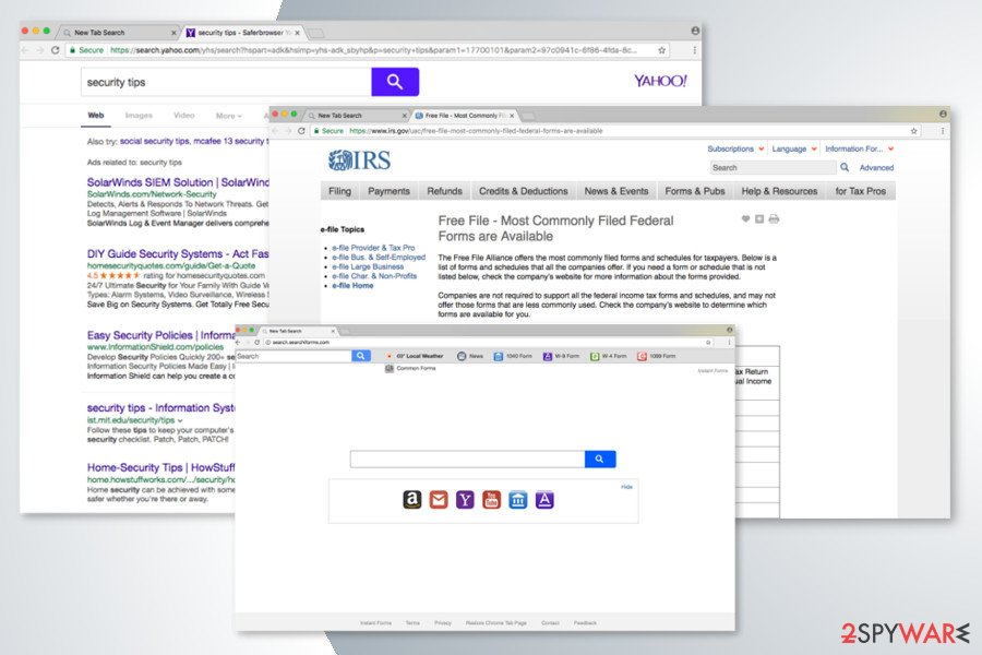 The picture of Search.searchiforms.com