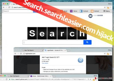 Image representing Search.searchleasier.com virus