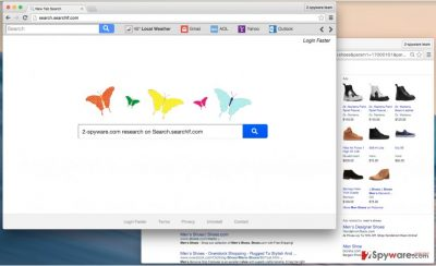 Search.searchlf.com redirect virus