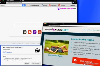 Search.searchlttradionow.com virus