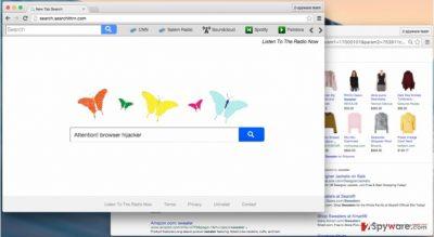Search.searchlttrn.com hijack