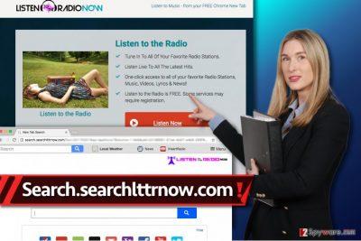 Search.searchlttrnow.com virus