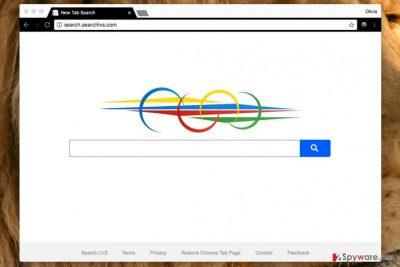 Search.searchlvs.com browser hijacker