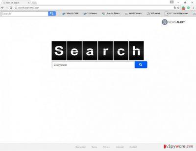 The picture of Search.searchnda.com search engine