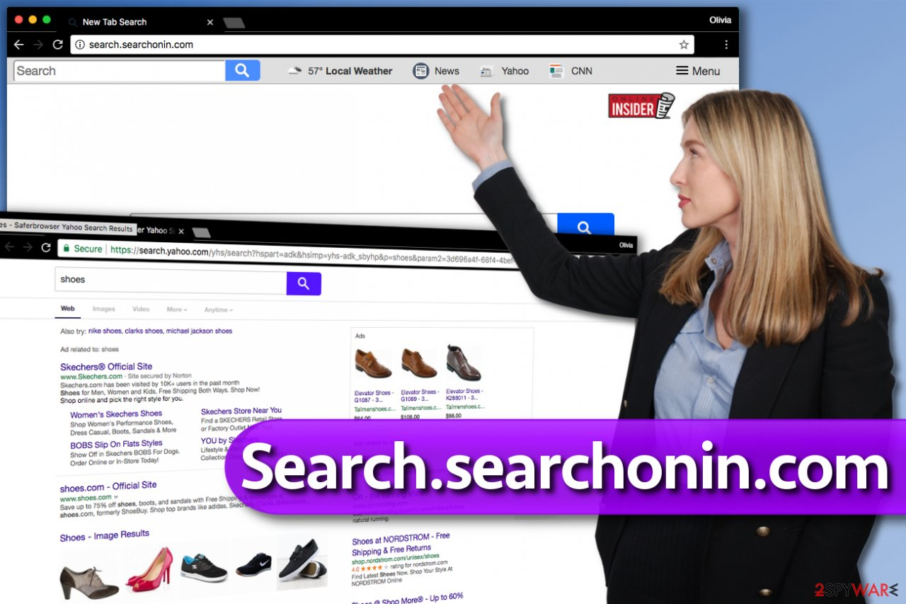 Search.searchonin.com redirect virus