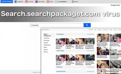 Search.searchpackaget.com