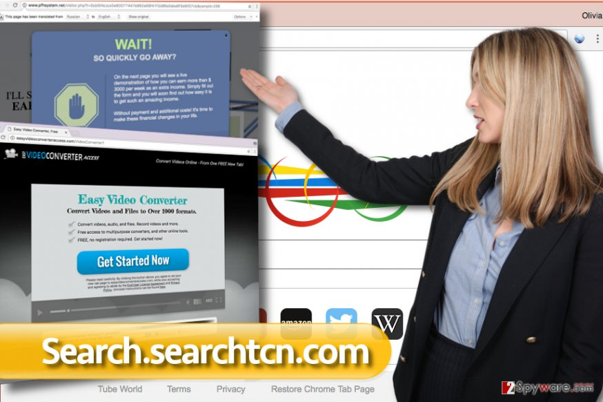 Search.searchtcn.com virus