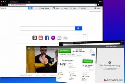 Search.searchtodaynr.com browser hijacker