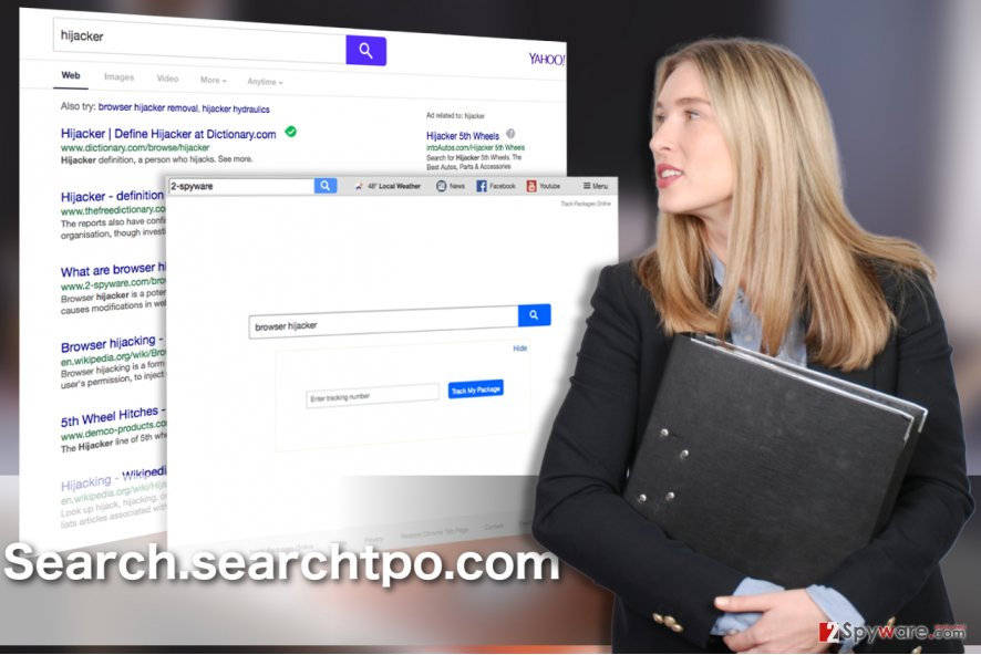 Image of the Search.searchtpo.com virus