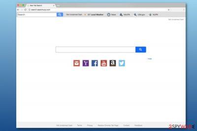 Search.searchucp.com search engine