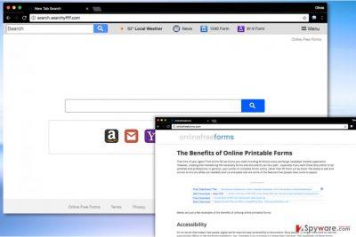 Search.searchyffff.com hijack