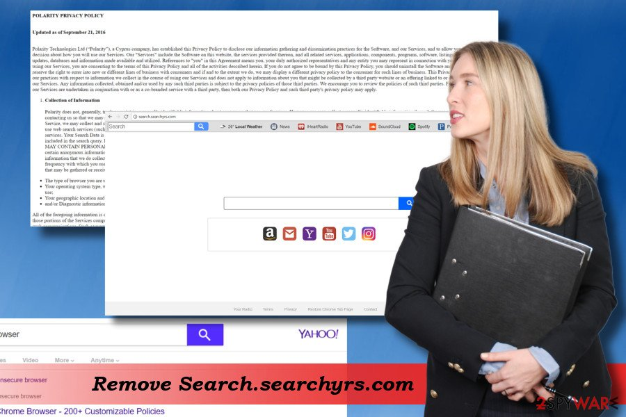 Search.searchyrs.com virus removal guide