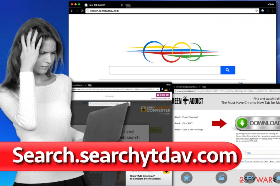 Search.searchytdav.com hijack