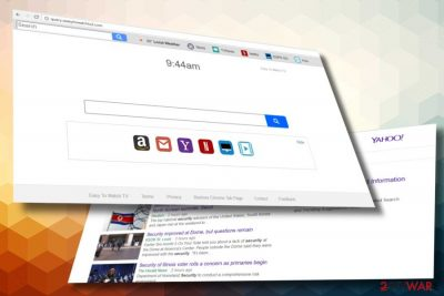 Search.seasytowatchtv2.com browser hijacker. An example