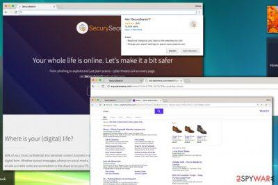 Search.securysearch.com redirect virus